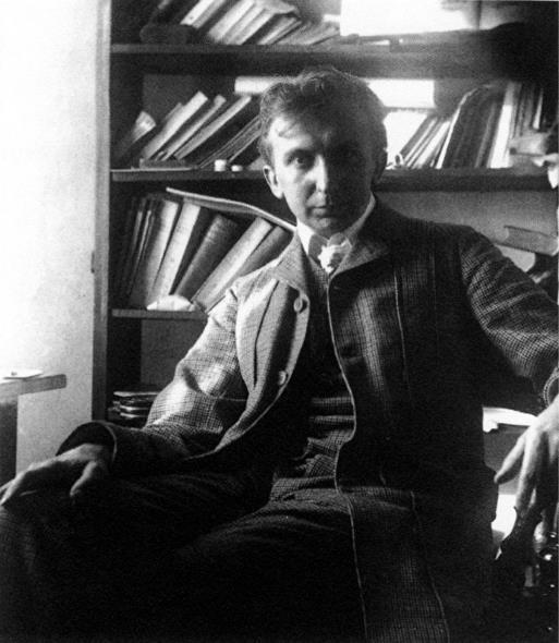 August Endell, ca. 1900