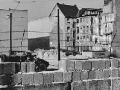 Berliner Mauer 1962: halbfertiges Provisorium