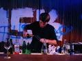 Barman im ehemaligen Gästehaus der DDR