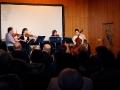 Quartett des Jungen Symphonieorchesters im Gästehaus der DDR
