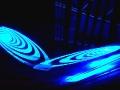 Lichteffekte im DDR-Gästehaus