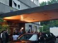 Limousine vor dem DDR-Gästehaus