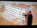 Vorstellung des Sanierungskonzeptes für das Gästehaus in Pankow