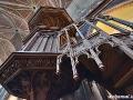 Kanzel in der Friedrichwerdersche Kirche