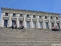 Das Löwengebäude der Martin-Luther-Universität Halle