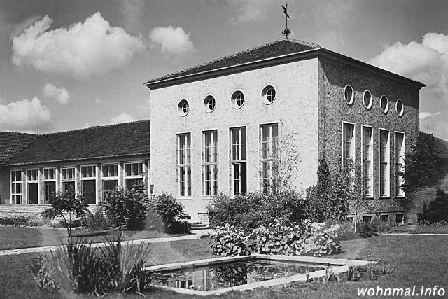 Offizierscasino der Luftkriegsschule 3 in Werder (Havel)