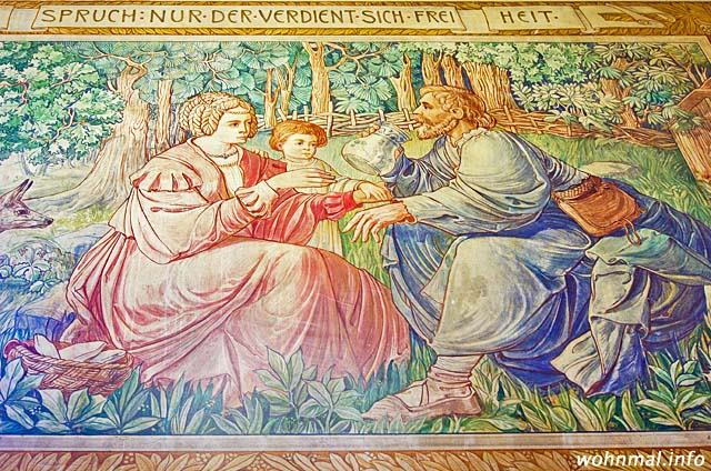 charlottenburg-meinekestrasse-10-wandmalerei
