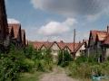 Preussensiedlung - Hauptplatz Muthesiusabschnitt