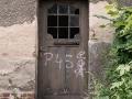 Preussensiedlung - Eingangstür