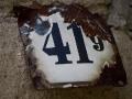 Preussensiedlung - Hausnummer