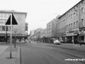 Blick vom Marktplatz in die Breite Straße - Spandau 1957