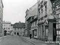 Fischerstraße in Spandau 1957