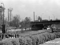 Juliusturmbrücke in Spandau 1957