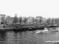 Havel und Lindenufer in Spandau 1957