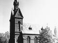 Melanchton-Kirche in Spandau 1957