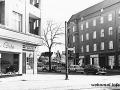 Seegefelder Str. Ecke Moltkestraße in Spandau 1957
