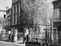 Eingang in die ehemalige Moritz-Kaserne Spandau 1957