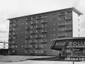 Hochhaus an der Seegefelder Straße in Spandau 1957