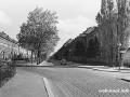 Zeppelinstraße in Spandau 1957