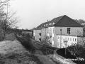 Ehemalige Kasernengebäude in der Zitadelle Spandau 1957