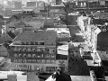 Blick vom Nikolai-Kirchturm in Spandau 1957