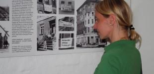 Eindrucksvoll und informativ: die Ausstellung zur Geschichte der Stadtteilsanierung in Kreuzberg