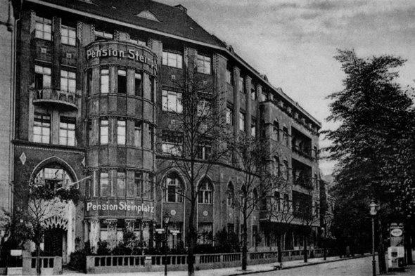 Stadtarchitektur endells entw rdigtes erbe for Architektur 20er