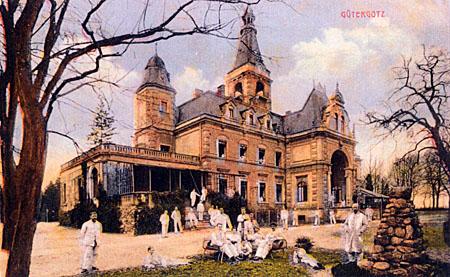 Schloss Güterfelde: Neue Schlossdamen und Schlossherren gesucht