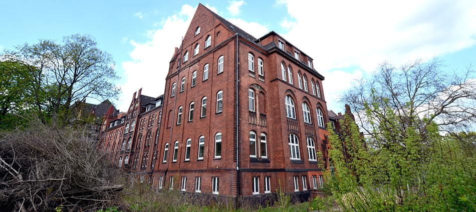 Titelbild Bürgerhaus Charlottenburg