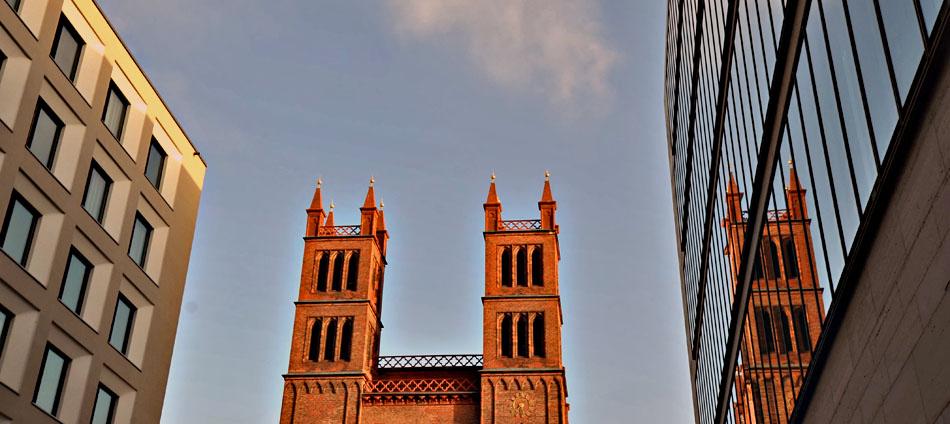 Titel_Schinkel_Friedrichswerdersche Kirche