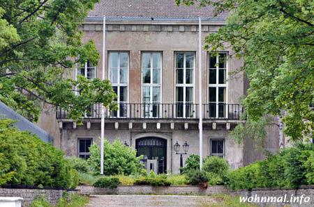 Ehem. US-Hauptquartier in Berlin-Dahlem Haus 1
