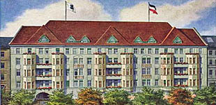 Der Boarding-Palast am Kurfürstendamm 193/194 Berlin
