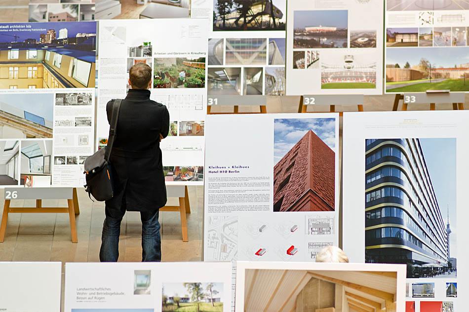 Vollendet: Jahresschau der Berliner Architekten