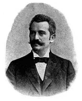 Der Bauherr des Stadtpalais Meinekestraße 10: Dr. Ferdinand Karewski war als Chirurg und Orthopäde tätig. Er galt insbesondere bei der Behandlung von Kindern als Koryphäe. Abbildung: Wikipedia