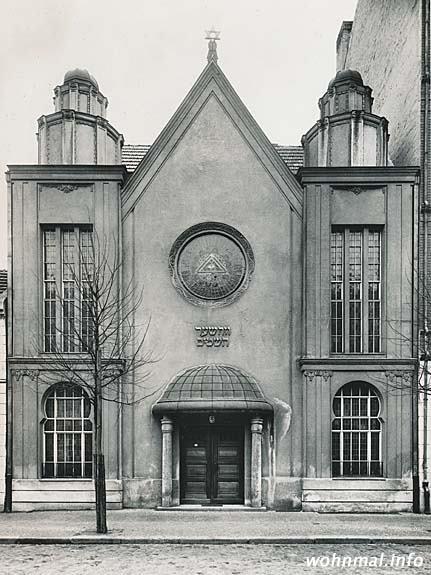 Bildergebnis für köpenick synagoge
