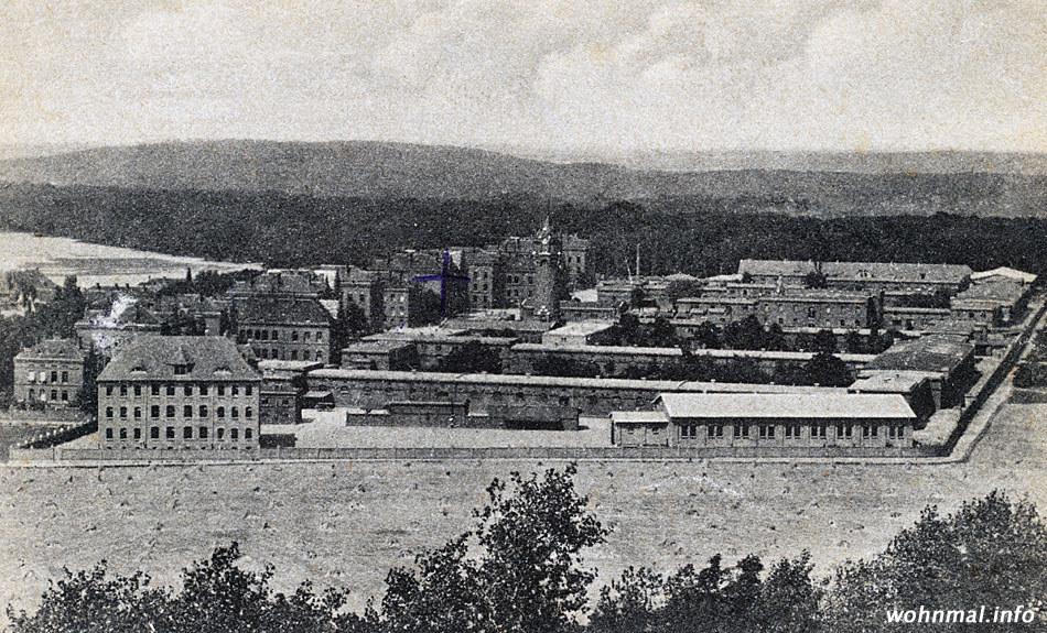 Rote Kaserne Nedlitz