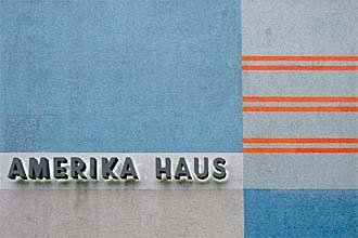 Fassadendetail Amerika Haus Berlin